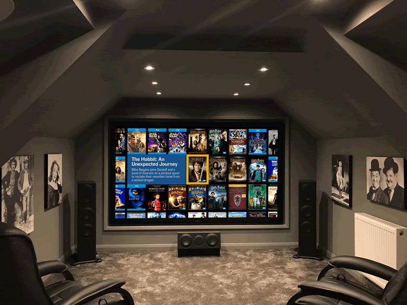 Home Cinema Solution