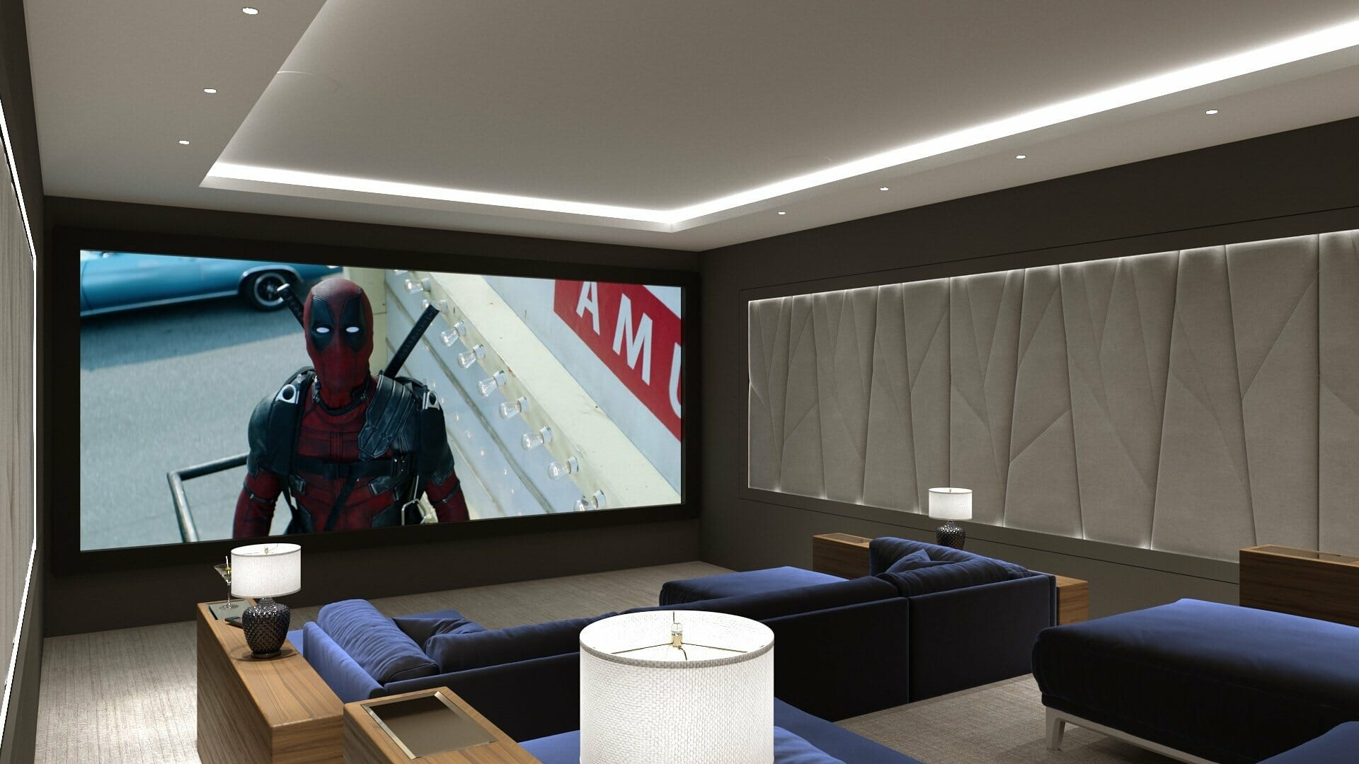 Sinemas VR Cinema 1