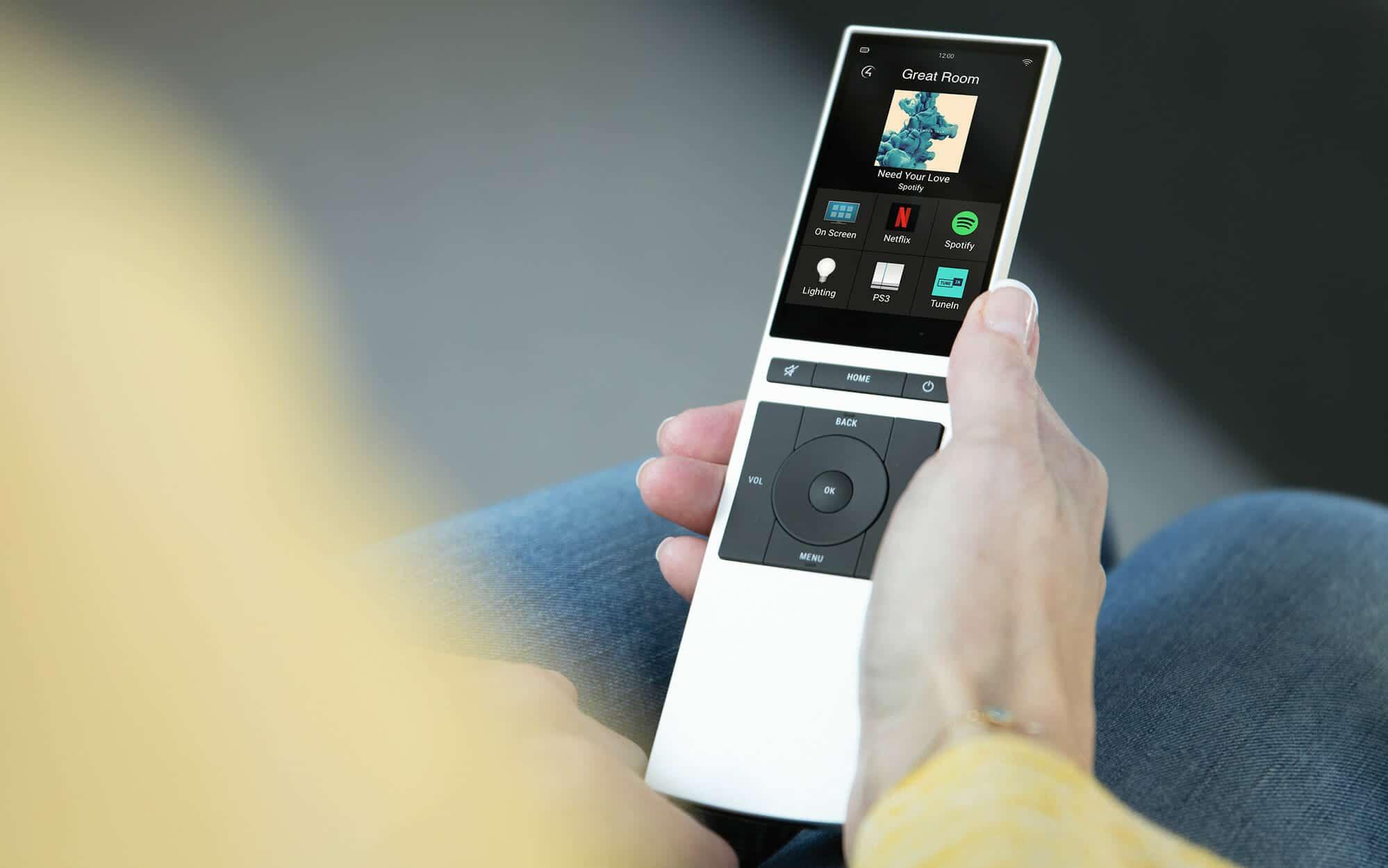 Control4 Neeo Smart Remote