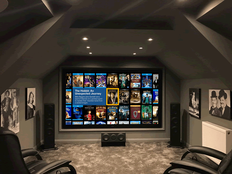 Home Cinema Solution