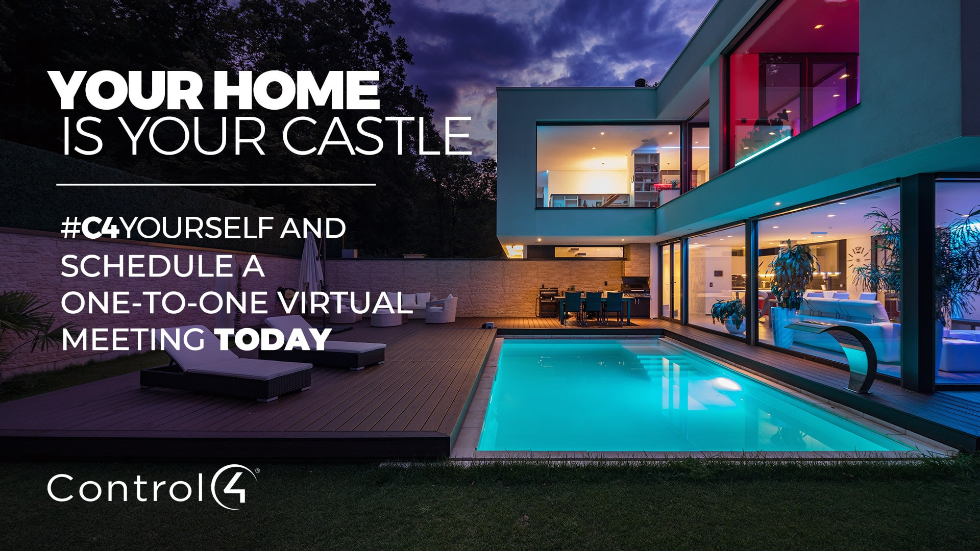 Your Home is Your Castle - #C4 Your Self