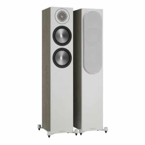 Monitor Audio Bronze 200 Urban Grey front