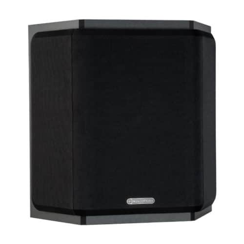 Monitor Audio Bronze FX Black front