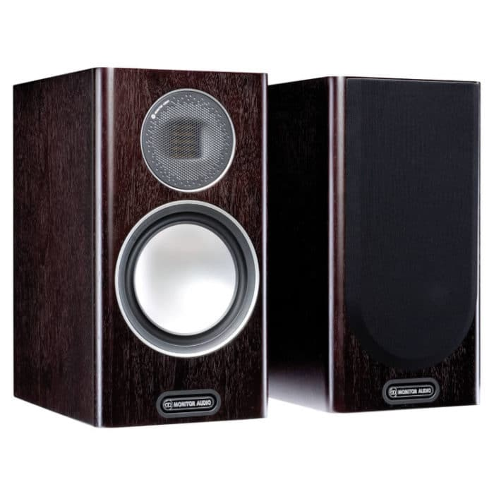 Monitor Audio Gold 100 Piano Dark Walnut front