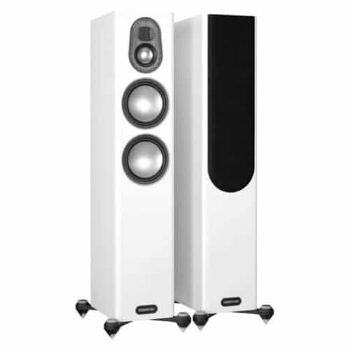 Monitor Audio Gold 200 Satin White front