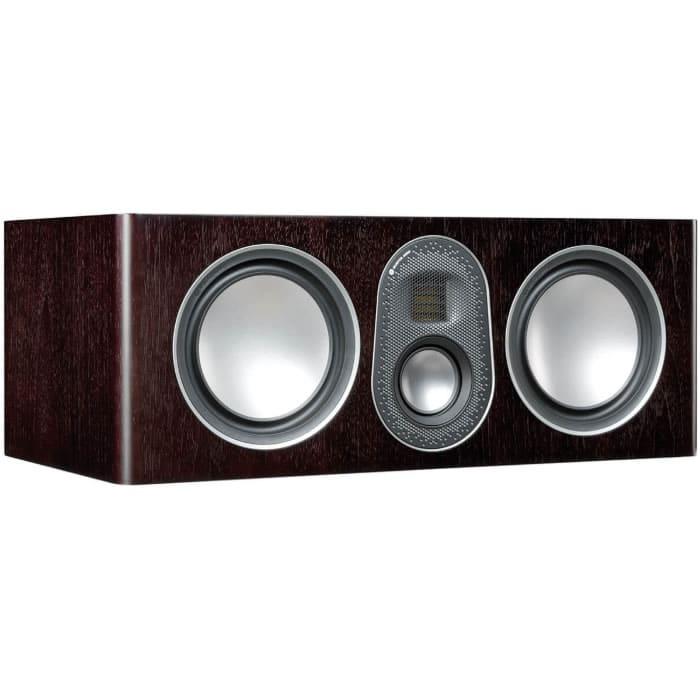 Monitor Audio Gold C250 Dark Walnut front