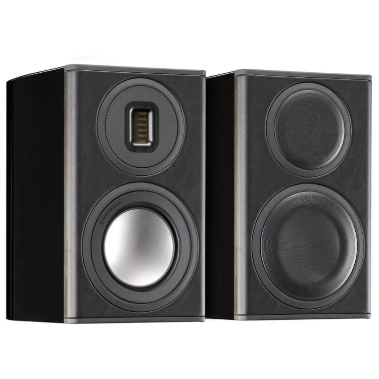 Monitor Audio Platinum 100 Piano Black Lacquer front