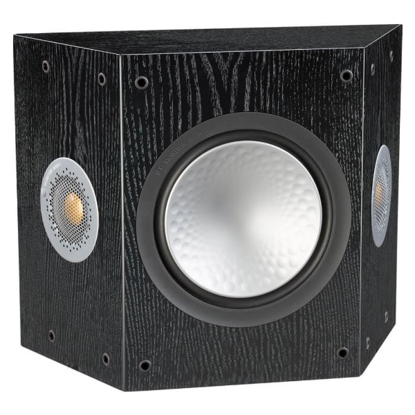 Monitor Audio Silver FX Black Oak front