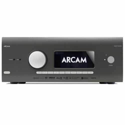 ARCAM AVR10 front