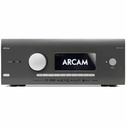 ARCAM AVR20 front