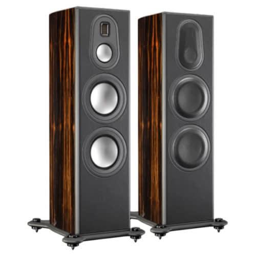 Monitor Audio Platinum PL300 II Ebony front