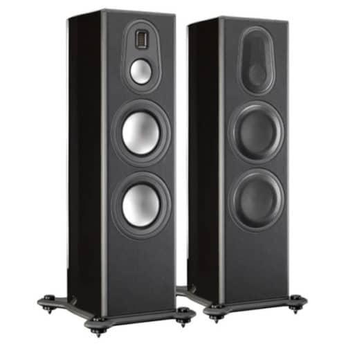 Monitor Audio Platinum PL300 II Piano Black front