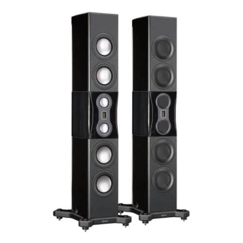 Monitor Audio Platinum PL500 II Piano Black front