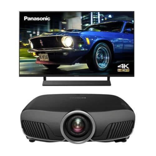TV & Projectors
